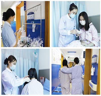 【致敬劳动者】五一期间四川省生殖专科医院忙碌的一幕幕