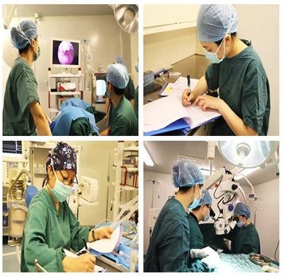 四川省生殖专科医院手术室
