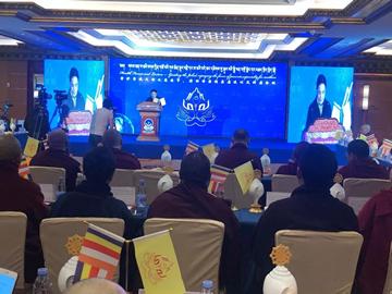 四川省民族地区卫生健康促进会泽波会长讲话