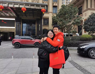 川渝一家亲·重庆市渝北区不孕症宝妈发来百日宴邀请